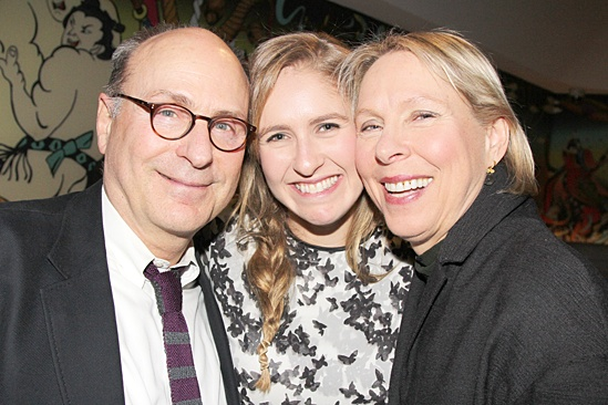 Little Miss Sunshine – Opening Night – James Lapine – Phoebe – Sarah Kermochan