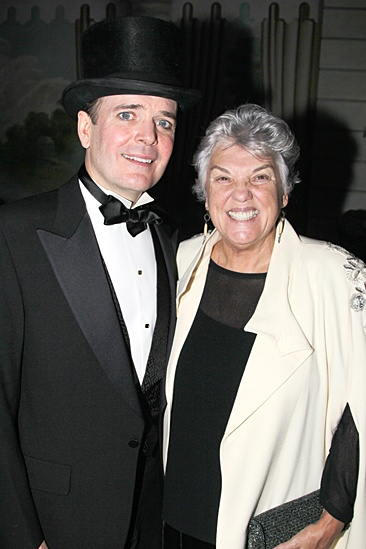 Gentleman's Guide opening night – Jefferson Mays – Tyne Daly