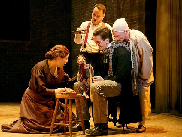 Broadway.com   Photo 6 of 8   A Christmas Carol: Show Photos