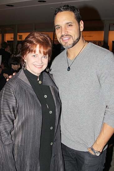 Macbeth – Opening Night – Blair Brown – Daniel Sunjata
