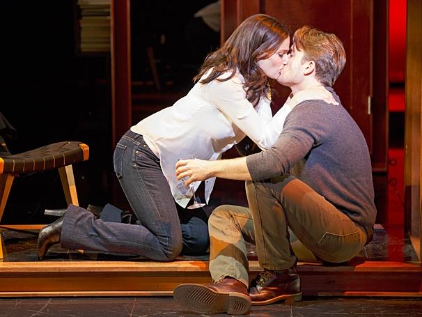 <I>If/Then</I>: Show Photos - Idina Menzel - James Snyder
