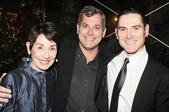 Waiting For Godot – Opening Night – mom – dad - Billy Crudup