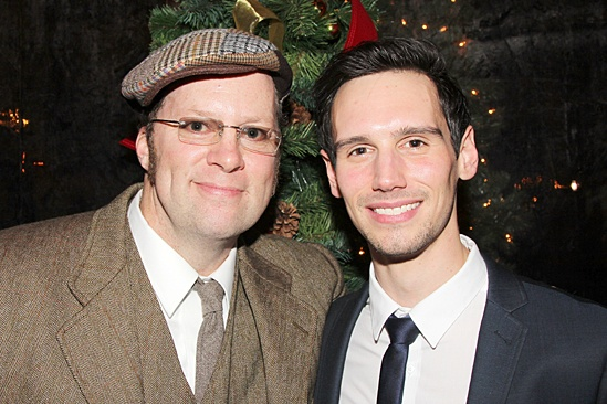 Waiting For Godot - Opening Night - Shuler Hensley - Cory Michael Smith