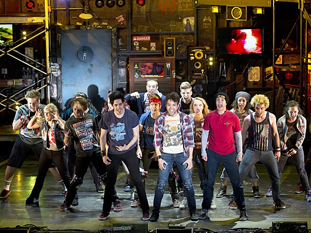 Show Photos - American Idiot - tour