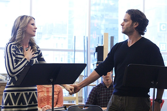 Bridges of Madison County – Meet and Greet – Kelli O'Hara – Steven Pasquale