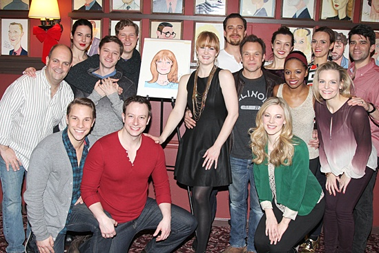 Big Fish – Kate Baldwin Portrait – cast
