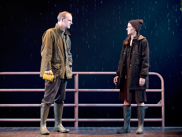 Outside Mullingar - Show Photos - Brían F. O'Byrne - Debra Messing