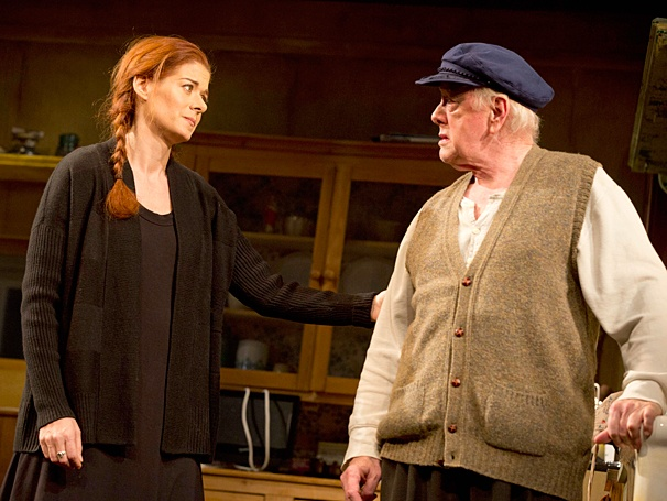Outside Mullingar - Show Photos - Debra Messing - Peter Maloney