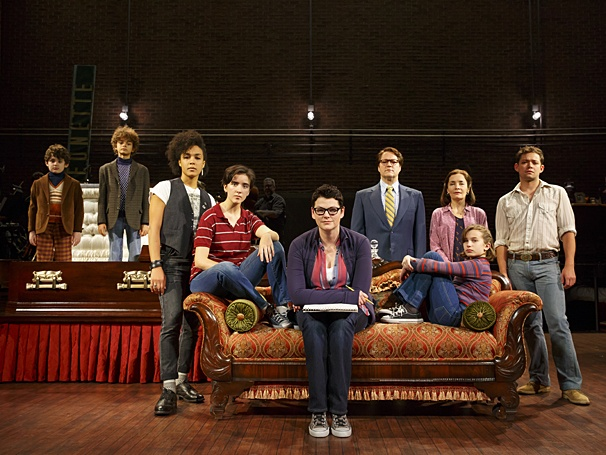 Fun Home - National Tour - 2016