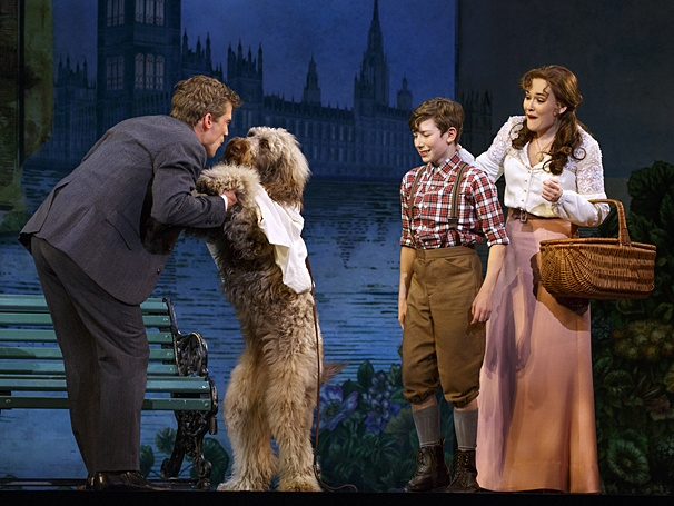 Finding Neverland - National Tour - Production Photos - 2016
