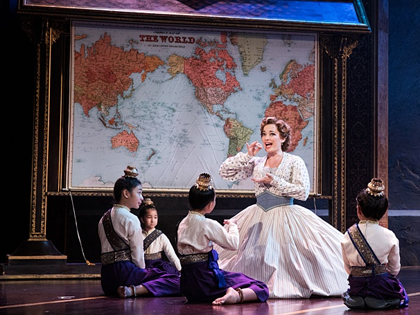 The King and I - National Tour - Production Photos - 2016