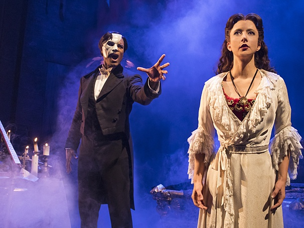 Show Photos: <i>The Phantom of the Opera</i> National Tour - Cast