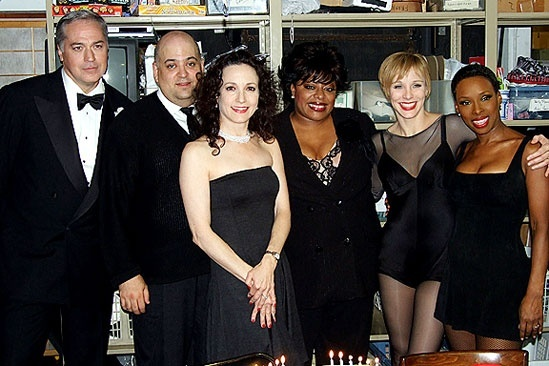 Chicago 12th Anniversary  Tom Hewitt - Raymond Bokhour - Bebe Neuwirth - LaVon Fisher-Wilson - Charlotte dAmboise  Brenda Braxton 