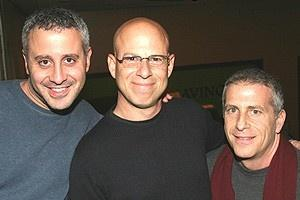 Wicked CD Signing - David Stone - Jon B. Platt - Marc Platt