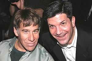Wicked CD Signing - Stephen Schwartz - Brian Drutman