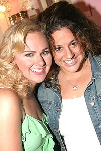 Laura Bell Fans at Wicked - Laura Bell Bundy - Marissa Jaret Winokur