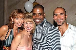 Wayne Brady in Chicago - Michelle Potterf - Krissy Richmond - Bernard Dotson - Shawn Emamjomeh