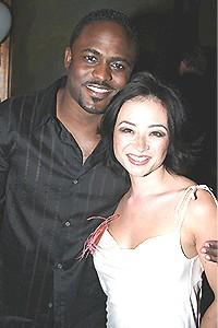 Wayne Brady in Chicago - Wayne Brady - wife Mandie