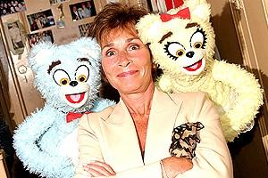 Judge Judy at Avenue Q - Judy Sheindlin - Bad Idea Bears