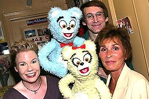 Judge Judy at Avenue Q - Jennifer Barnhart - Bears - Rick Lyon
