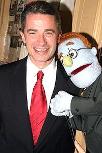 McGreevey @ Avenue Q - James McGreevey - Rod
