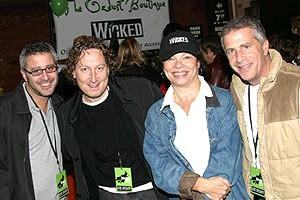Wicked Block party - David Stone - Bernie Telsey - Nancy Coyne - Marc Platt
