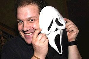 Avenue Q Halloween - Jordan Gelber