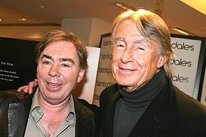 Phantom Film Stars at Bloomingdale's - Andrew Lloyd Webber - Joel Schumacher