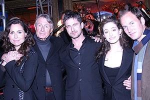 Phantom Stars at Bloomingdale's - Minnie Driver - Joel Schumacher - Gerard Butler - Emmy Rossum - Patrick Wilson