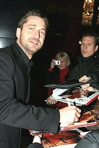 The Phantom of the Opera Movie Premiere - Gerard Butler