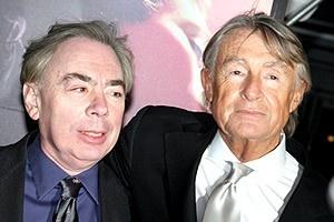 The Phantom of the Opera Movie Premiere - Andrew Lloyd Webber - Joel Schumacher