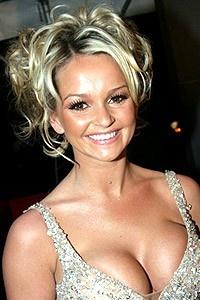 The Phantom of the Opera Movie Premiere - Jennifer Ellison