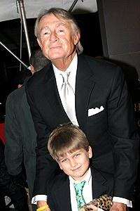 The Phantom of the Opera Movie Premiere - Joel Schumacher - nephew Simon