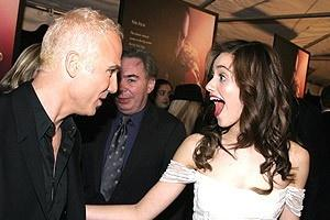 The Phantom of the Opera Movie Premiere - Franc D'Ambrosio - Emmy Rossum