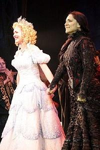 Idina Menzel Final Wicked Performance - Jennifer Laura Thompson - Shoshana Bean