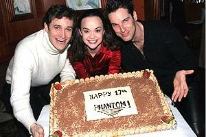 Phantom Turns 17 - Michael Shawn Lewis - Julie Hanson - Hugh Panaro