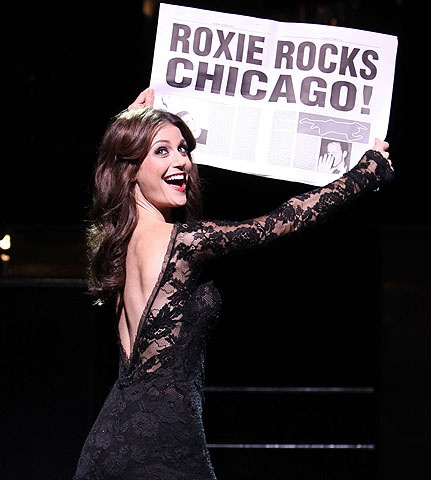 Chicago - Show Photo - Samantha Harris (rocks chicago)