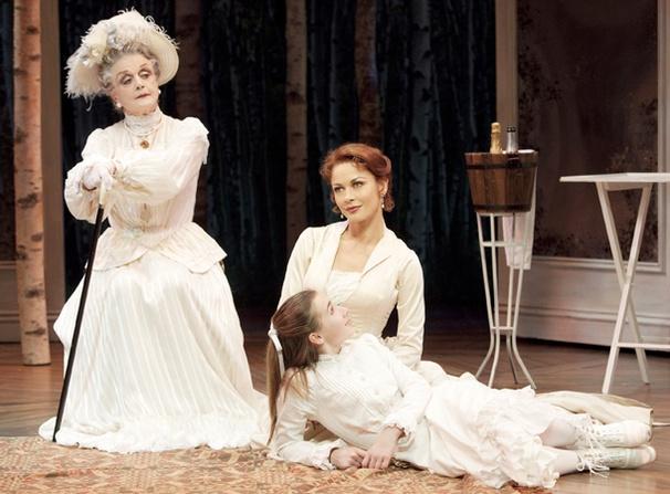 Show Photos - A Little Night Music - Angela Lansbury - Catherine Zeta-Jones - Keaton Whittaker