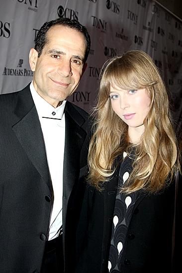 2010 Tony Awards Red Carpet – Tony Shalhoub – Josie