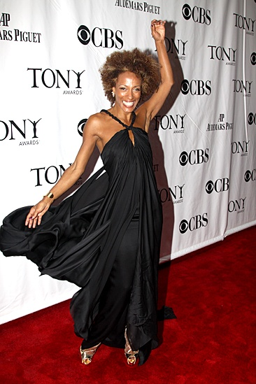 2010 Tony Awards Red Carpet – Karine Plantadit