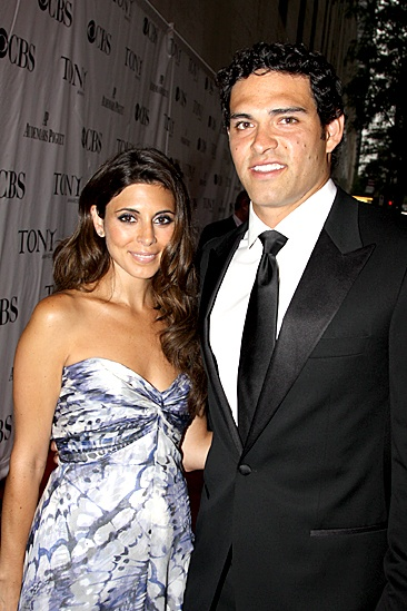 2010 Tony Awards Red Carpet – Jamie Lynn Sigler – Mark Sanchez