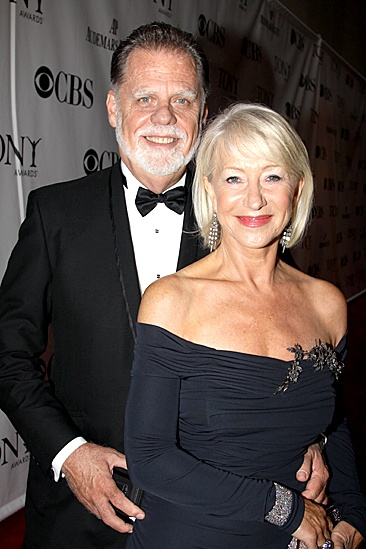 2010 Tony Awards Red Carpet – Helen Mirren – Taylor Hackford