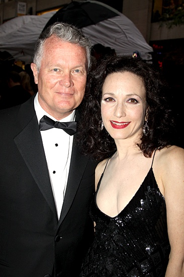 2010 Tony Awards Red Carpet – Chris Calkins – Bebe Neuwirth