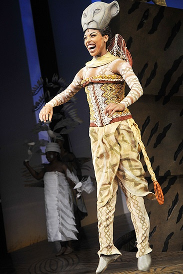 Lion King Cast June 2010 - Chauntee Schuler