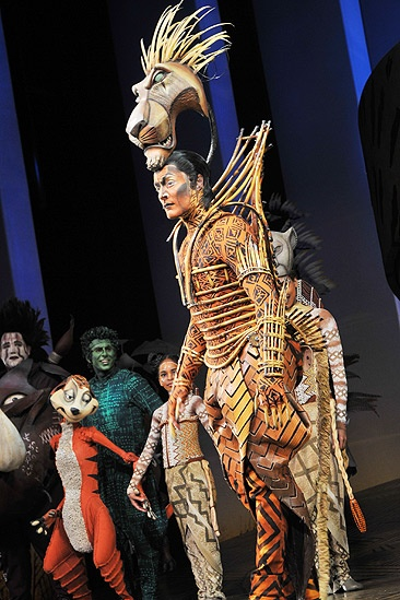 Lion King Cast June 2010 - Gareth Saxe