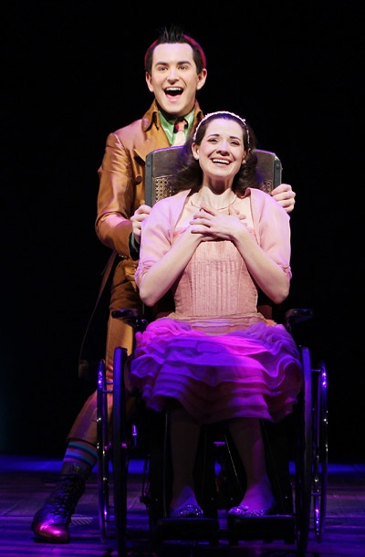 Show Photos - Wicked - Alex Brightman - Jenny Fellner