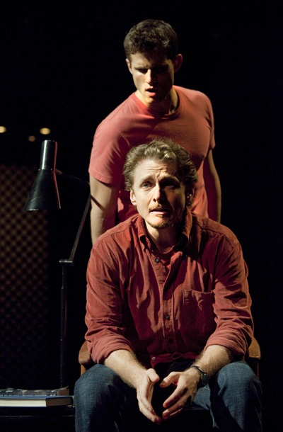 Show Photos - Next to Normal - Kyle Dean Massey - Jason Danieley