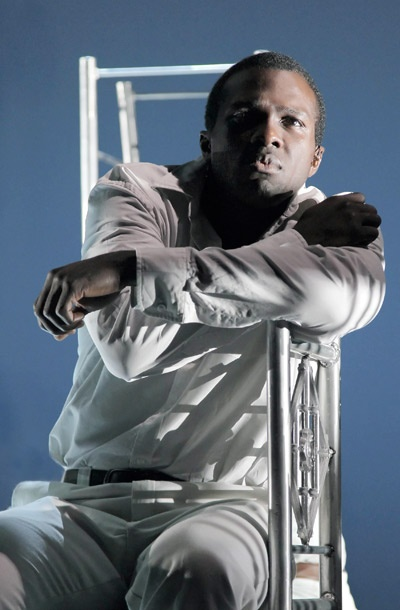 Show Photos - The Scottsboro Boys - Joshua Henry
