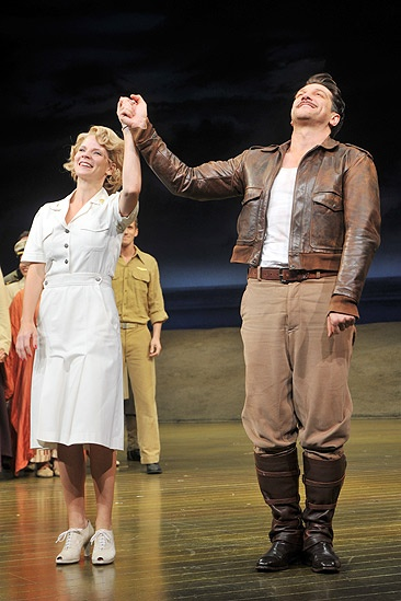South Pacific closing  Kelli OHara  Paulo Szot