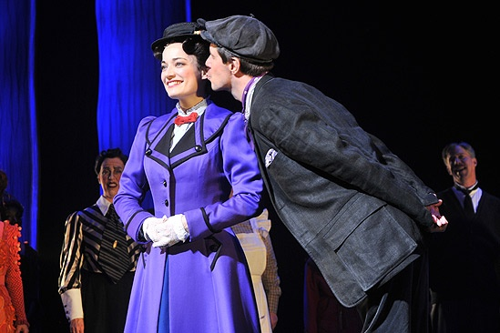 Gavin Returns Poppins – Laura Michelle Kelly – Gavin Lee – 1